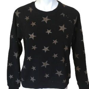 Betsey Johnson Graphic Star Sweater